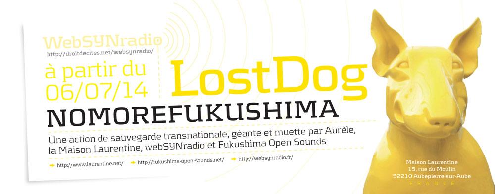 Fukushima Maison Laurentine Lostdog NomoreFukushima